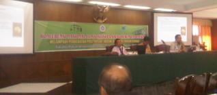 Prof. Peter Mahmud Marzuki dan Dr. Shidarta