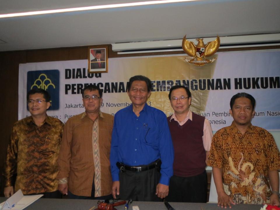 Audiensi dengan Direktorat Jenderal HKI Kementerian Hukum dan HAM RI