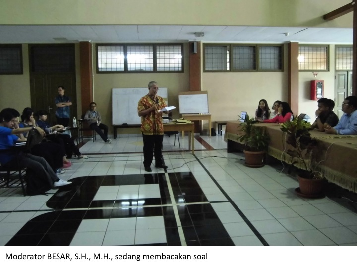 Kunjungan Mahasiswa Business Law ke PPATK