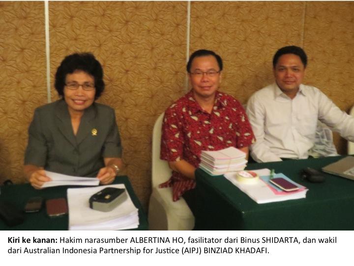 MoU dengan Komisi Yudisial Republik Indonesia