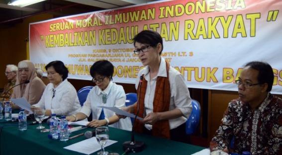 Dosen BL ikut dalam petisi keprihatinan atas perkembangan tingkat nasional