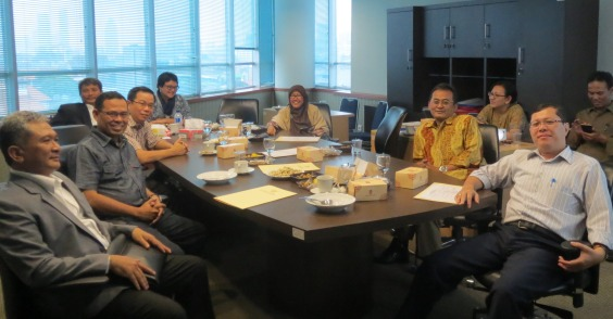 Seleksi calon hakim agung RI di Komisi Yudisial, 12 Februari 2015