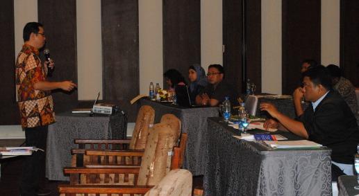 Pelatihan penalaran hukum Kemenkumham, Bogor, 11 Maret 2015