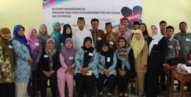 Pelatihan untuk para guru di Bekasi, 30 Maret 2015