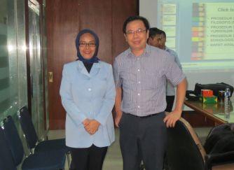 Bersama Kepala BPHN, 19 Mei 2015