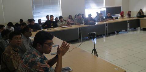 Diskusi mencermati kewenangan KY, 28 Mei 2015
