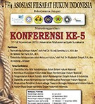 CALL FOR PAPERS KONFERENSI AFHI 2015