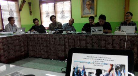 Ahmad Sofian dalam Worksop Pertanggungjawaban Pidana Korporasi, Jakarta 16 Juni 2015