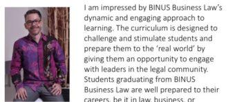 """TANYA JAWAB SEPUTAR """"BUSINESS LAW"""" BINUS"""