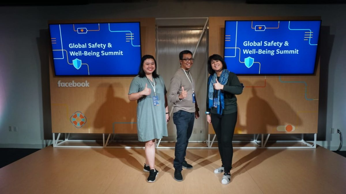 GLOBAL SAFETY SUMMIT FACEBOOK 2019 di NEW YORK CITY