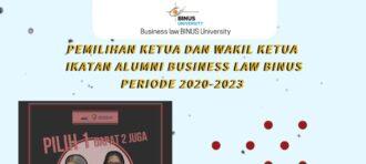"""HIMPUNAN MAHASISWA BUSINESS LAW  """"NGABUBURIT ONLINE"""""""